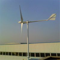 晟成3000W低转速家用风力发电机 足功率发电抗风能力强