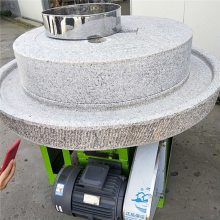信达热销石磨磨浆花生豆腐机 电动高效能即食豆浆豆腐机