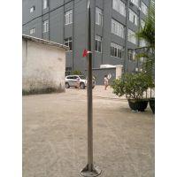 厂家直销不锈钢避雷针 加气站避雷针 钢管避雷针 环形避雷针