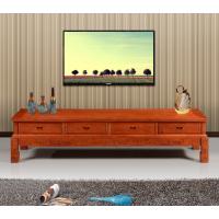 红木电视柜花梨木中式客厅雕花实木地柜 非洲刺猬紫檀电视柜东阳红木厂家