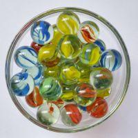 兴胜直销游戏玻璃珠 弹珠机专用玻璃球 鱼缸装饰彩色弹珠耐磨耗超精抛光陶瓷微珠