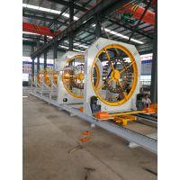 久科机械 全自动孔桩钢筋笼成型机全自动钢筋笼数控成型机