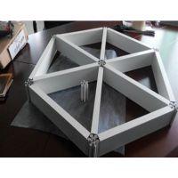 广州铝格栅 木纹铝格栅天花吊顶厂家
