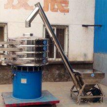 [都用]菜籽提升机 生产不锈钢颗粒盐提升机 管式螺旋上料机08