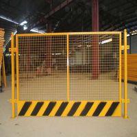 湖南湘潭厂家直销基坑防护栏 临边防护网 电梯井口安全门