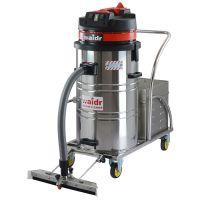 地下车库用电瓶式吸尘器威德尔WD-80P推吸式粉尘吸尘机