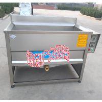 薯片油炸机 广大DY系列自动油水混合油炸机