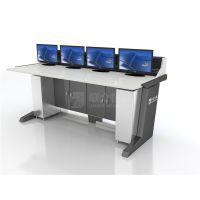 西安 联众恒泰 升降控制台 AOC-Z系列 能源监控调度操作台 定制设计 全国销售