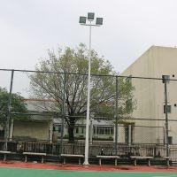 黄浦区篮球场灯光工程 球场灯杆报价 标准篮球场灯具的高度