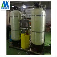 专业生产3T/H可移动式纯水设备东北厂家--衡美水处理