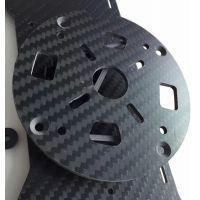 翼诺牌厂家直销强度高耐磨碳纤维板材管材异形件可定制