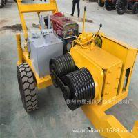 10KV 35KV线路专用柴油牵引机 单缸柴油牵引机