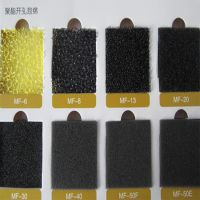 国标进口INOAC井上过滤聚氨酸乙酯泡绵MF系列聚酯开孔泡绵及加工