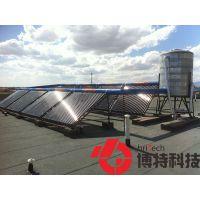 鄂尔多斯太阳能热水工程-博特桑贝太阳能-真空管太阳能热水器