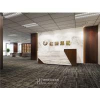 郑州宏钰堂中高档办公室装修设计公司-红瑞集团办公室装修设计效果图