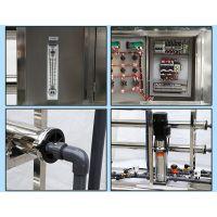 新疆厂家直供 美国陶氏 2T/H纯净水(反渗透)设备