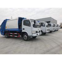 黑龙江【东风多利卡压缩式垃圾车】-湖北东正专用汽车有限公司