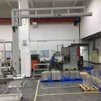 辰泓生产厂家定做立柱移动式折臂式KBK悬臂吊