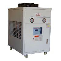 足匹配置工业冷水机 注塑 模具冷水机 3HP风冷式冷水机组 冰水机