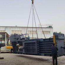 宁津RYB230卧式半自动废纸打包机厂家订做