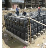山东创一供应创一BDF水箱,消防、生活水箱,重量轻、强度高、耐腐蚀、耐高温