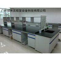 厂家供应 美国品牌实芯理化板台面钢木实验台 经久耐用品质保证 禄米