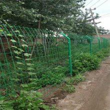 变压器围栏网 果园蔬菜防盗围网 绿色铁丝护栏网