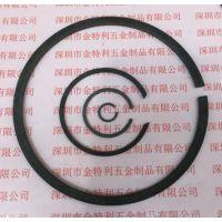 厂家直销 孔用钢丝挡圈 钢丝卡圈 轴用钢丝挡圈
