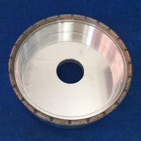 定制磨石墨碳刷专用烧结金刚石开齿砂轮 青铜合金杯形砂轮