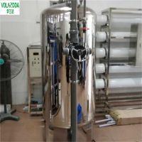 华兰达直销10T全自动水处理石英砂过滤器 、机械石英砂过滤器
