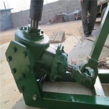 拖拉机带动的大功率挖坑机 建筑用挖坑机润众