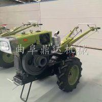 【鼎达热销】 可悬挂手扶拖拉机15马力手扶拖拉机土壤耕整机械