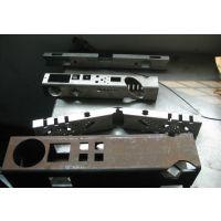 钢管激光切割,不锈钢方管数控切割,管子相贯线激光切割加工