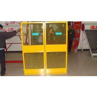 上海地铁基坑护栏基坑厂家工艺流程施工电梯门定制安装