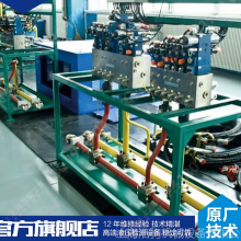 上海液压站热塑注射成型机液压系统维修保养及配件提供更新升级H&J