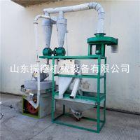 多功能全自动石磨面粉机 振德 加工定做 磨房五谷杂粮面粉石磨机