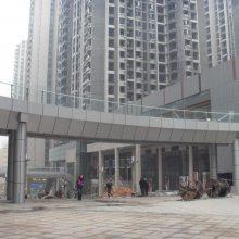 人行天桥氟碳铝单板 国景户外墙面冲孔铝单板吊顶