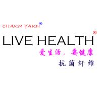 抗菌纱线、抗菌短纤维、75D/72F涤纶、品牌:LIVEHEALTH