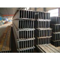 天津高频焊接H型钢加工厂 100*75*3.2*4.5薄壁h型钢工程建筑檩条专用