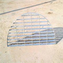 水沟沟盖板 排水沟盖板 镀锌格栅板