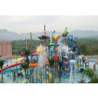 河南喷泉水景设备价格 水上游乐设备中型小型水寨生产厂家