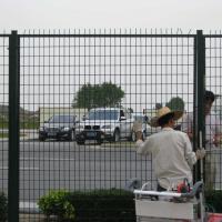 圈地隔离网 镀锌丝围栏网