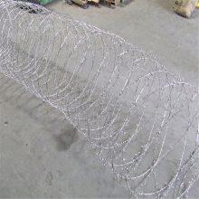镀锌刺绳哪家好 刺绳每吨多少米 钢丝护栏网