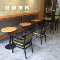 上海冰淇淋桌子甜品店家具定制拉维蓓乐家具馆厂家直销