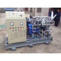7立方8MPA国厦空压机 80公斤压力大流量空气压缩机