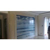 现代简约 仿大理石纹3d微晶石客厅电视瓷砖背景墙