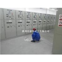 广东惠州祯华承接大亚湾中石油机房地坪项目 验收成功