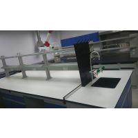 CKF耐酸碱钢木实验边台 750*850 成凯丰厂家直销 宽度可订做
