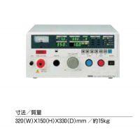 日本鹤贺8525自动耐压绝缘试验器可代替日置3153安规测试仪