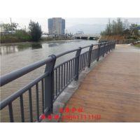桥梁道路护栏室外 来图设计支持定做 铝镁合金丝桥梁护栏 达隆
